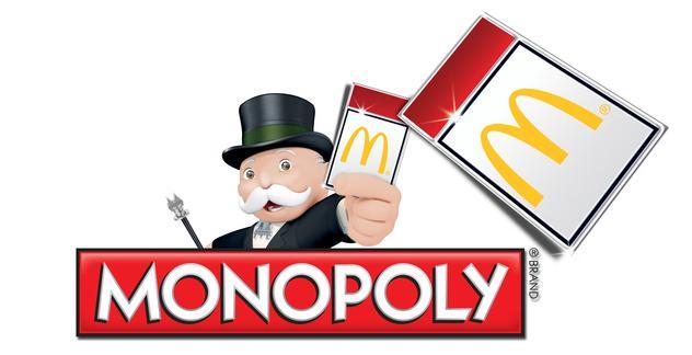 Monopoly bei McDonalds